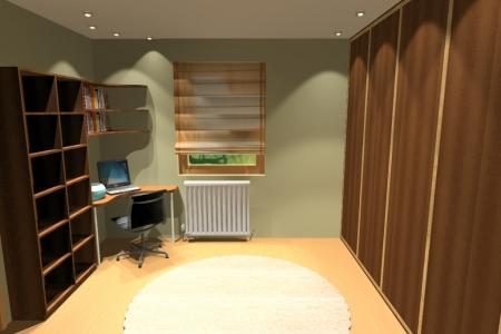 Béres Judit Dolgozószoba